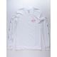 BILLABONG Eighty Six White Mens T-Shirt