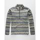 BILLABONG Boundary Fleece Mens Jacket