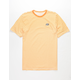 NIKE SB Stripe Orange Mens T-Shirt