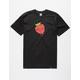 HUF Juicy Black Mens T-Shirt