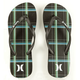 HURLEY Womens Flip Flop Gift With Purchase