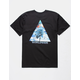 HUF Ice Rose Triangle Mens T-Shirt