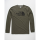 THE NORTH FACE Half Dome Dark Green Mens T-Shirt