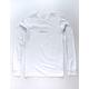 RVCA Small RVCA White Mens T-Shirt
