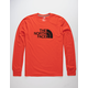 THE NORTH FACE Half Dome Red Mens T-Shirt