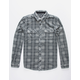 O'NEILL Glacier Heather Mens Flannel Shirt