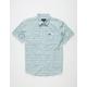 BRIXTON Charter Blue Mens Shirt