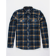 O'NEILL Superfleece Glacier Crest Mens Flannel Shirt