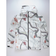 HUF Standard Shell White Mens Jacket
