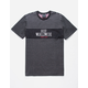 HUF Void Black Mens T-Shirt