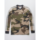 ADIDAS Camouflage Mens T-Shirt