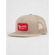 BRIXTON Grade Mesh Mens Trucker Hat