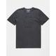 HURLEY Nice Rack Heather Gray Mens T-Shirt