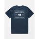 SALTY CREW Essentials Navy Mens T-Shirt