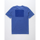 THE NORTH FACE Shine On Aztec Blue Mens T-Shirt