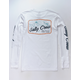 SALTY CREW Frenzy White Mens T-Shirt