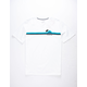 THE NORTH FACE Retro Sunsets Mens T-Shirt