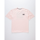 THE NORTH FACE Lenticular Reaxion Mens T-Shirt