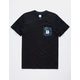 ADIDAS Towning Mens Pocket Tee