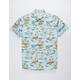 HURLEY Outrigger Mens Shirt