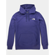 THE NORTH FACE Red Box Purple Mens Hoodie