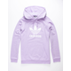ADIDAS Trefoil Lavender Mens Hoodie