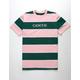 RSQ Cancun Stripe Mens T-Shirt