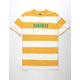 RSQ Bahamas Stripe Mens T-Shirt