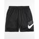 NIKE SB Dri-FIT Sunday Black Mens Shorts