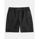 RIP CURL Short Horizon Boardwalk Navy Mens Hybrid Shorts