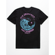 RIP CURL Sun Black Drenched Mens Pocket Tee