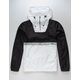VOLCOM Fezzes White Mens Windbreaker Jacket
