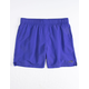 THE NORTH FACE Class V Pull-On Purple Mens Swim Trunks