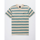 RVCA Lucas Pine Mens Pocket Tee