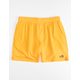 THE NORTH FACE Class V Pull-On Light Yellow Mens Swim Trunks