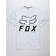 FOX Heritage Forger White Mens T-Shirt