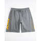 FOX Pinned Mens Sweat Shorts