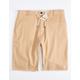 LRG Choppa Khaki Mens Shorts