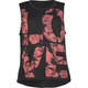 FULL TILT Love Roses Girls Muscle Tee