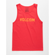 VOLCOM Cement Mens Tank Top