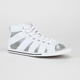CONVERSE Chuck Taylor Gladiator Mid Womens Sandals
