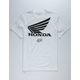 FOX Honda Off White Mens T-Shirt