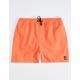 VOLCOM Lido Coral Mens Volley Shorts