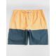 CYA Halfers Orange Mens Volley Shorts