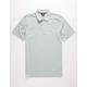 VOLCOM Wowzer Ocean Mens Polo Shirt