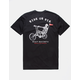 RIOT SOCIETY Ride Or Die Mens T-Shirt