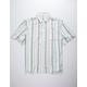 QUIKSILVER OG Stripe Mens Shirt
