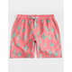 CYA Pricked Cactus Mens Volley Shorts