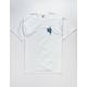 SANTA CRUZ Wall Hand White Mens T-Shirt
