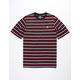 LRG Breezy Black Mens T-Shirt